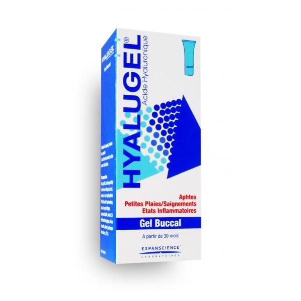 hyalugel acide hyaluronique gel buccal de 20 ml. Black Bedroom Furniture Sets. Home Design Ideas
