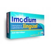 Imodium lingual 2 mg - Lyophilisats oraux anti-diarrhéique