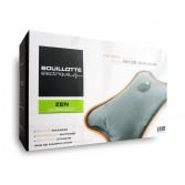 Bouillotte électrique Zen collection avec 2 housses coton biologique 02/18