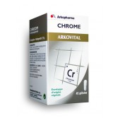 Arkovital Chrome Arkopharma - 45 gélules