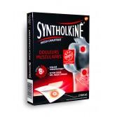 SyntholKiné patch chauffant douleurs musculaires - Dos, nuque et épaules