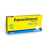 Paracétamol Cristers 500 mg - Boite de 16 comprimés