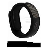 Parakito bracelet anti-moustiques rechargeable - Noir