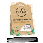 Parakito recharges pour bracelet anti-moustiques - 2 recharges