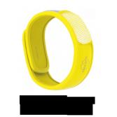 Parakito bracelet anti-moustiques rechargeable - Jaune