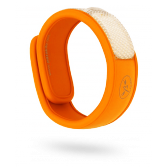 Parakito bracelet anti-moustiques rechargeable - Orange