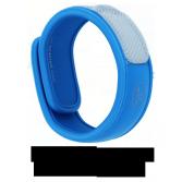 Parakito bracelet anti-moustiques rechargeable - Bleu