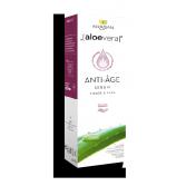 Aloe vera² sérum anti-âge visage et yeux Aragan - Flacon 30 ml