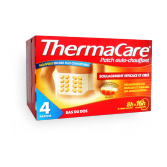 Thermacare patch auto-chauffant bas du dos - Boite 4 patchs
