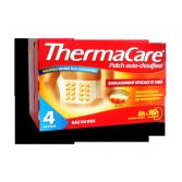 Thermacare patch auto-chauffant bas du dos - Boite 4 patchs