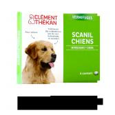 Clément Thékan Scanil vermifuges chiens - 4 comprimés