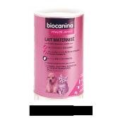 Lait maternisé Biocanina chiots et chatons vitalité junior - Pot 400 g + biberon + tétines