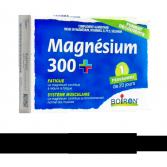 Magnésium 300+ Boiron fatigue système musculaire - 80 comprimés