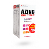 Azinc forme et vitalité Arkopharma - 120 gélules