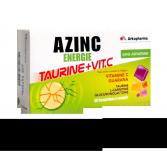 Azinc énergie Taurine Vitamine C Arkopharma - 30 comprimés à croquer