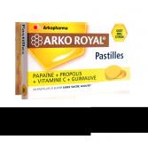 Arkoroyal pastilles Propolis Arkopharma - 24 pastilles miel/citron ou framboise