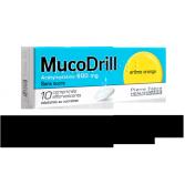 MucoDrill 600 mg goût orange sans sucre - 10 comprimés effervescents