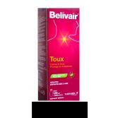 Belivair Toux sirop contre la toux - Flacon 120 ml