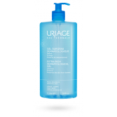 Gel surgras dermatologique Uriage - Flacon pompe 1 litre
