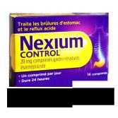 Nexium Control 20 mg - 14 comprimés