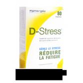 D-Stress Synergia complément alimentaire - 80 comprimés