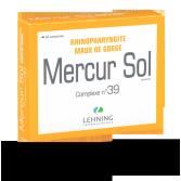 Mercur Sol complexe N°39 Lehning - 60 comprimés