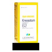 Kreosotum complexe n°62 Lehning Toux grasses - Flacon 30 ml
