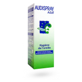 Audispray adulte hygiène de l'oreille - Spray 50 ml