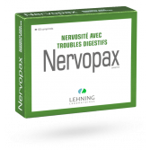Nervopax Lehning Nervosité avec troubles digestifs - 60 comprimés