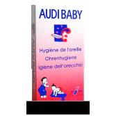 Audi Baby hygiène de l'oreille - 10 unidoses 1 ml
