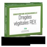 Dragées végétales REX Lehning - 40 comprimés