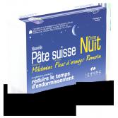Pâte suisse Bonne nuit Lehning sans sucre - Boite 50 g 02/18