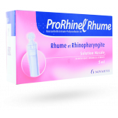 ProRhinel Rhume solution nasale - 20 récipients unidoses