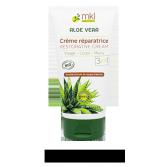 Crème réparatrice 3 en 1 Aloe Vera BIO - Tube 150 ml