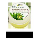 Baume lèvres nourrissant Aloe Vera BIO - 10 ml