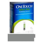 OneTouch Select Plus - 100 bandelettes réactives