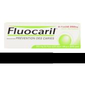 Fluocaril Bi-Fluoré 250 mg menthe - Pâte dentifrice