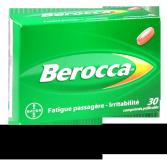 Berocca - 30 comprimés pelliculés