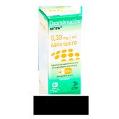 Oxomémazine 0,33 mg/ml sans sucre Arrow - Flacon 150 ml