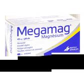 Megamag magnésium 45 mg - 120 gélules