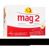 Mag 2 magnésium 122 mg - 30 ampoules sans sucre