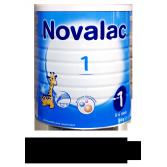 Novalac Lait 1er âge 0-6 mois - Pot 800 g
