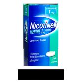 Nicotinell 1 mg menthe sans sucre - Comprimés à sucer