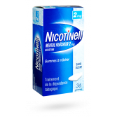 Nicotinell 2 mg menthe fraîcheur sans sucre - Gommes à mâcher