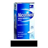 Nicotinell 4 mg menthe fraîcheur sans sucre - Gommes à mâcher