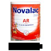 Novalac AR lait 1er âge 0-6 mois - Pot 800 g