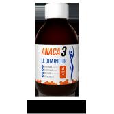 Anaca3 Le draineur 4 en 1 - Flacon 250 ml