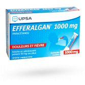 Efferalgan paracétamol 1 G - Granulés en sachet cappuccino