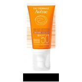 Crème teintée solaire SPF 50+ Avène - Tube pompe 50 ml