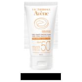 Crème minérale solaire SPF 50+ Avène sans parfum - Tube 50 ml